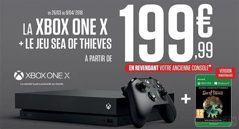 Sea of thieves xbox one | windows 10. BON PLAN - La Xbox One X et Sea of Thieves à partir de 199 ...