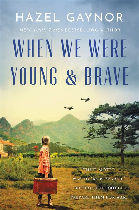 When We Were Young & Brave (Audiobook) by Hazel Gaynor ...