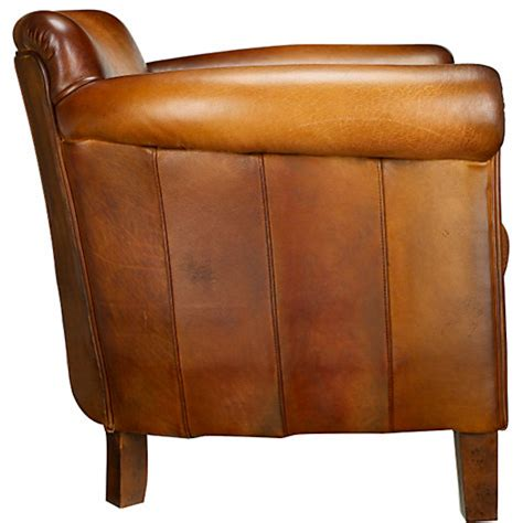 Leather Armchairs Lewis Buy Lewis Camford Leather Armchair Buffalo Antique