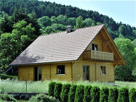 lutz fabricant de chalets bois en alsace maisons bois lutz