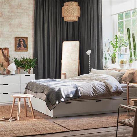 Ikea Nordli Bett by Nordli Bed Ikea Bedroom Sovrumsm 246 Bler Hem Sovrum Sovrum