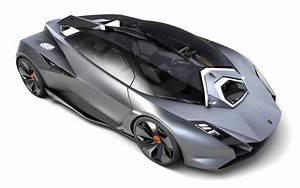 College Design Student Envisions Extreme Lamborghini ...