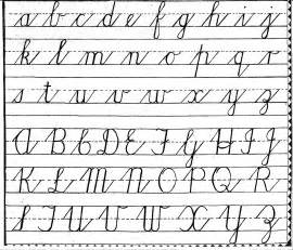 currsive writing cursive writing chart new calendar template site