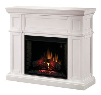 classicflame artesian electric fireplace  twin star