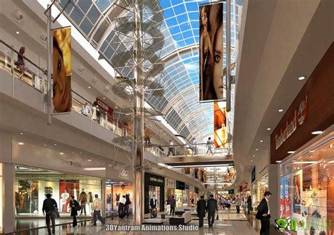home interior shopping india 3d interior rendering modeling illustration