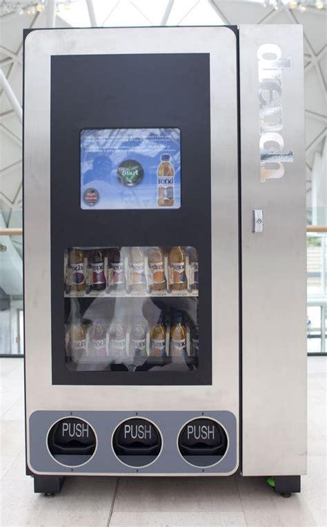 drench smart vending machine heads  bristol  magazine