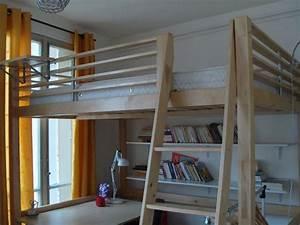 Lit Mezzanine 2 Places Ikea : lit mezzanine 2 places id ale dans une chambre ~ Preciouscoupons.com Idées de Décoration