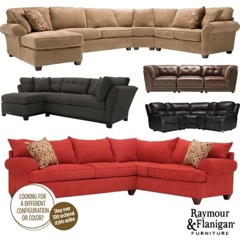the red sectional vegas 2 pc sectional sofa