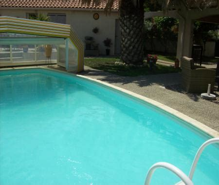 chambre d hote herault avec piscine chambre d 39 hôtes la palmeraie piscine avec une à