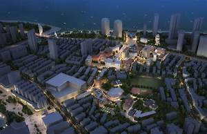 Gallery Of Sasaki Reveals Urban Renewal Project In Wuhu  China
