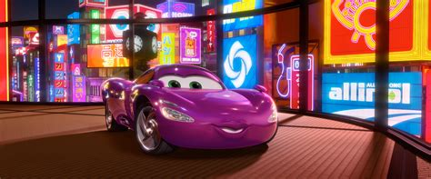 Car Image 2 by Five High Resolution From Cars 2 Upcoming Pixar