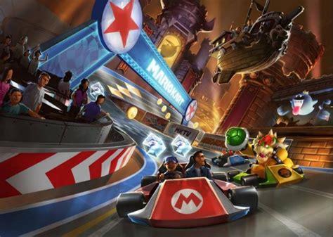Even More Concept Art For Universal Super Nintendo World