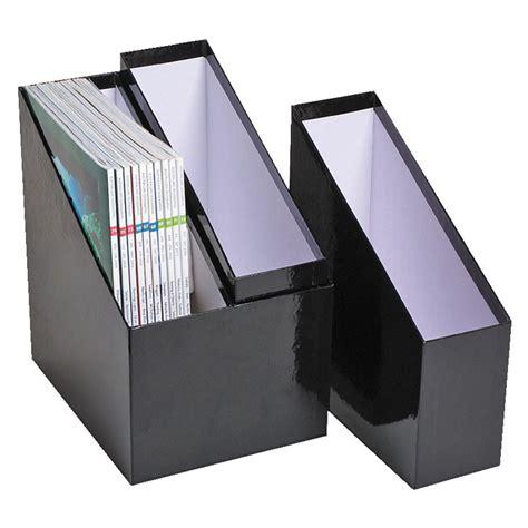 Marbig Simple Storage Magazine Holder 3 Pack Officeworks