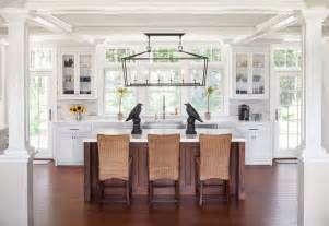 Designs For Kitchen Islands Maine Shingle Style Cottage Home Bunch Interior Design Ideas