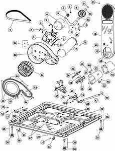 Maytag Ndg6800aww Dryer Parts