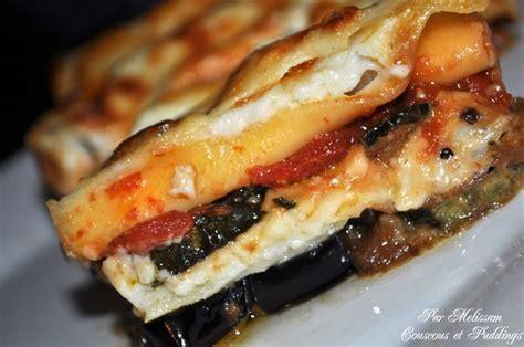 recettes lasagnes vegetarienne