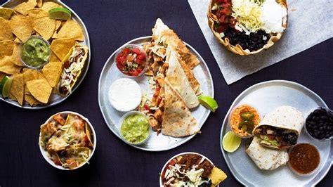 cuisine de fete faites la fête au rythme de la cuisine mexicaine