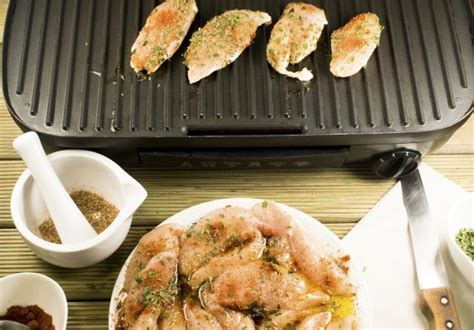 chicken cook time grill george foreman grill cooking times lovetoknow