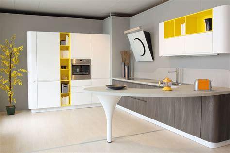 cuisine futuriste cuisine scandinave meuble