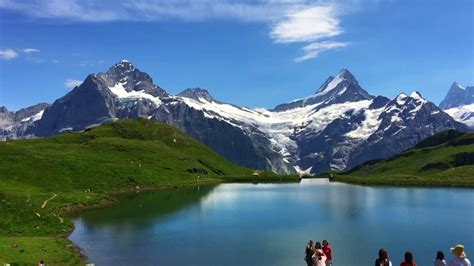 GRINDELWALD TO FIRST - SWITZERLAND 2016 - YouTube