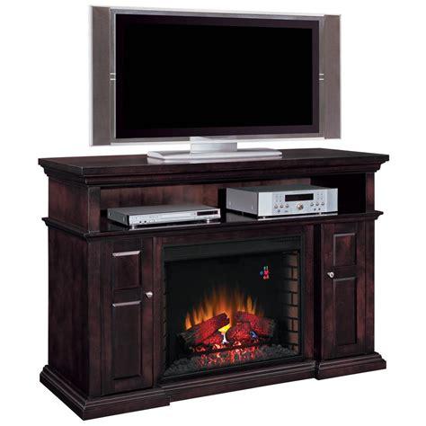 Furniture Elegant Corner Electric Fireplace Entertainment