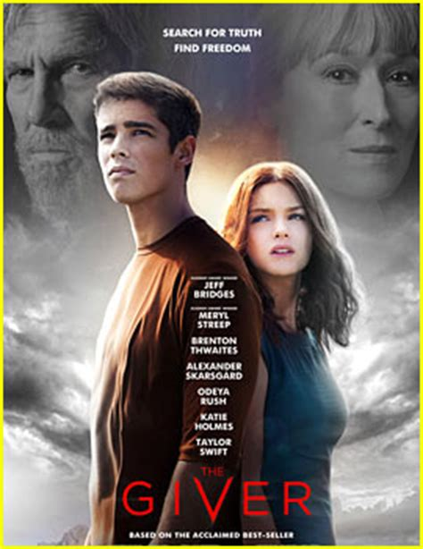 odeya rush official website learn about the giver challenge s new theme pain