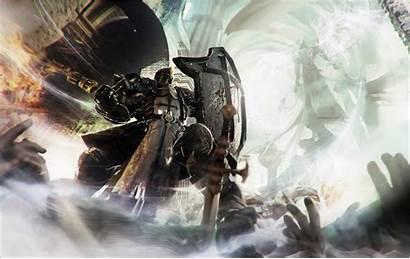 Diablo Crusader Reaper Iii Templar Knights Souls