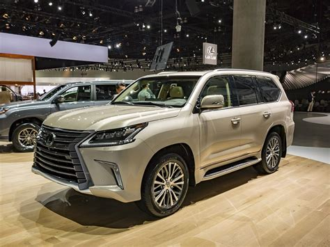 2019 Lexus Lx 570 Price, Review, Specs  20182019 New