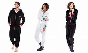 Combinaison Pyjama Homme Polaire : combinaison pyjama pour homme et femme groupon shopping ~ Mglfilm.com Idées de Décoration