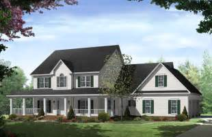 traditional farmhouse plans inspired homes the house designers