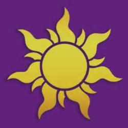 Tangled Sun Symbol