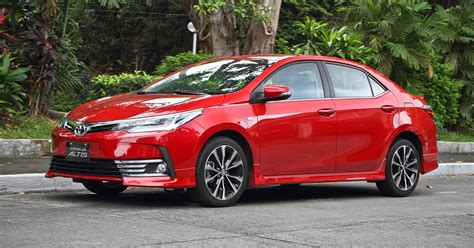 Review Toyota Corolla Altis by Toyota Corolla Altis Philippines Reviews Specs Price