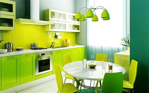 green and yellow kitchen decor zielony kolor w aranżacji wnętrz jak zaaranżować 6928