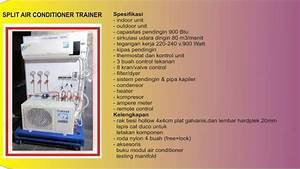 Jual Trainer Split Air Conditioner