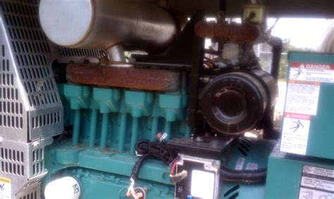 the onan rs 15000 generator 171 engineering radio