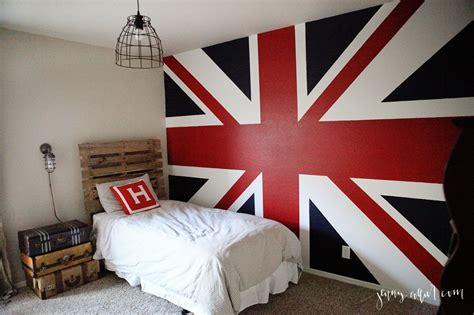 hudsons bedroom union jack bedroom union jack decor