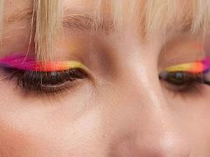 ♥MISTRESSlifeFASHIONartBEAUTY♥ Neon make up WOW
