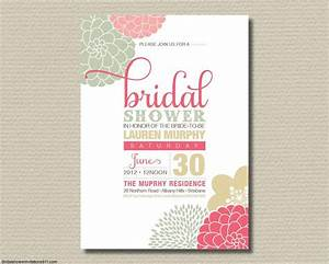 bridal shower invitation wording for shipping gifts With when to send invitations for wedding shower