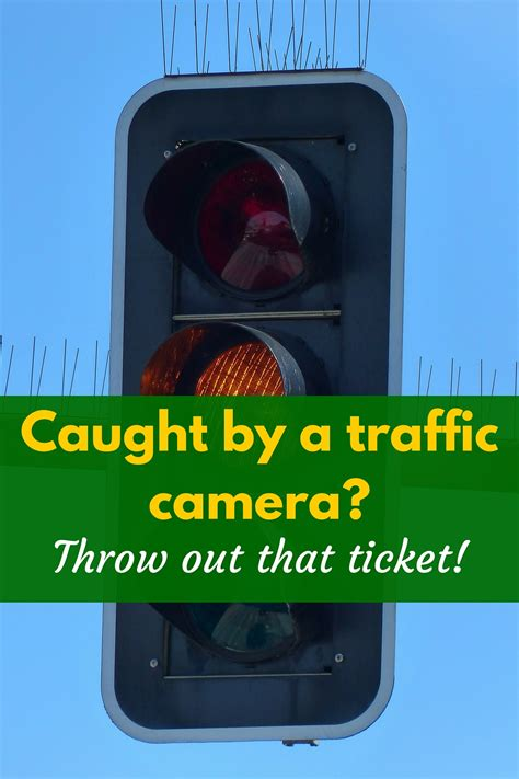when do red light tickets come in the mail caught by a traffic camera throw away that ticket i