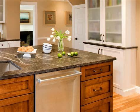 honed marble countertop kitchen trends granite or quartz countertops the wiese
