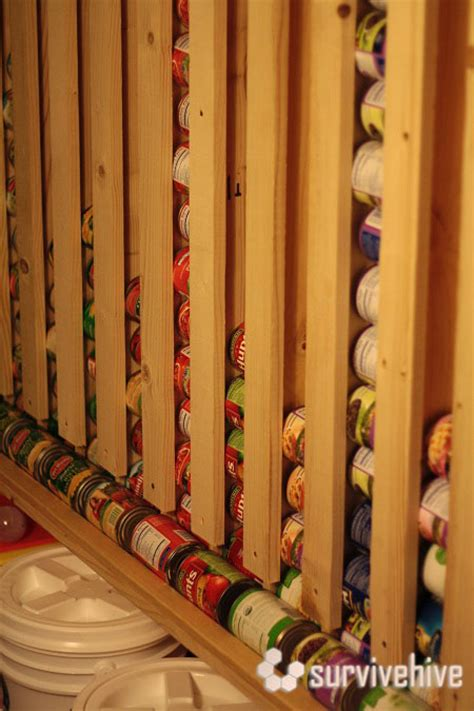 can storage rack 16 diy canned food organizers
