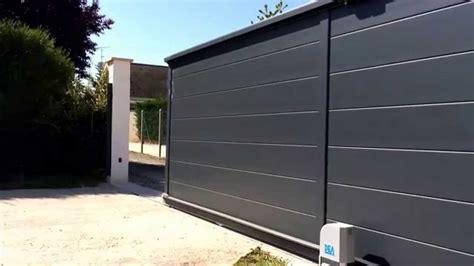 portail coulissant electrique portail electrique coulissant 5m portail coulissant 4m