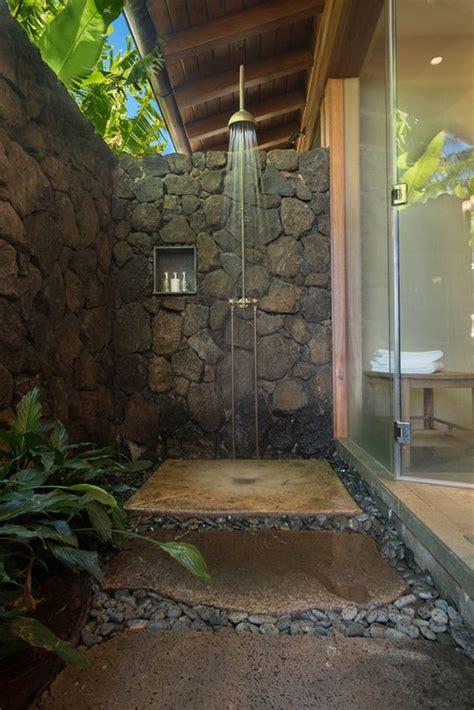indooroutdoor showers     small paradise home design  interior outdoor