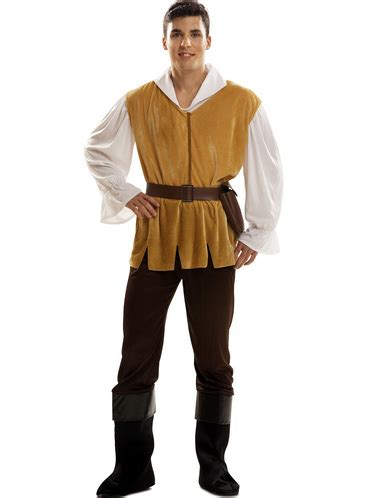 Menu0026#39;s Medieval Waiter Costume. Buy on Funidelia at the best price!