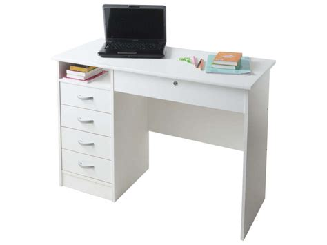 conforama bureau bureau 5 tiroirs 1 niche 2 vente de bureau