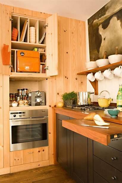 Cabinet Kitchen Pine Knotty Cabinets Maple Organization