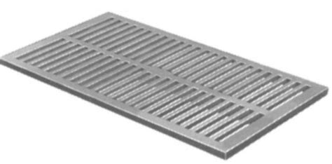josam trench floor drains js76300 josam 76300 trench drain by commercial plumbing