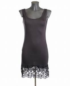 fond de robe dentelle noir a8529 grossiste pret a portercom With fond de robe dentelle