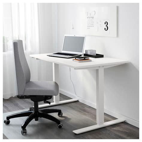 white ikea desk skarsta desk sit stand white 120x70 cm ikea