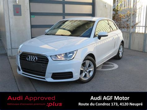 Audi A1 5 Porte Km 0 by Audi A1 A1 1 0 Tfsi 95 Cv Occasion 2 3 Portes Manual5